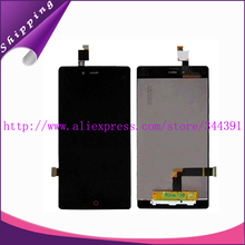 5pcs/lot 100%tested Original Lcd Display+Touch Screen Digitizer Assembly for ZTE Nubia Z9 mini NX511J Lcd Free shipping+tracking