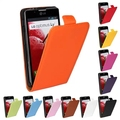 L7 II High Quality 100 Genuine Leather For LG Optimus L7 II P710 P713 Pouch Cover