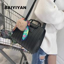Women's Handbags Designer Scarf Shoulder Bag Ladies Lady's Tote Shoulder Bags 2016 New Bag(China (Mainland))