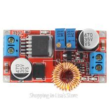 1pcs 5A DC to DC CC CV Lithium Battery Step down Charging Board Led Power Converter Lithium Charger Step Down Module