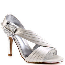 White Discount Sandals With Bling For Walking Ladies Dress Peep Toe Pumps The Latest High Heels Sexy Fashion Cheap Girls Wedges(China (Mainland))
