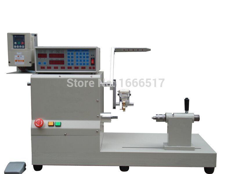 computer fully automatic coils winder winding machine with large baseboard ya(China (Mainland))