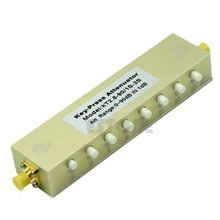 F98 2016  newestfree shipping Adjustable Press Variable Attenuator 5W DC-2.5Ghz 0-90dB SMA 8-key step 1dbfree shipping(China (Mainland))