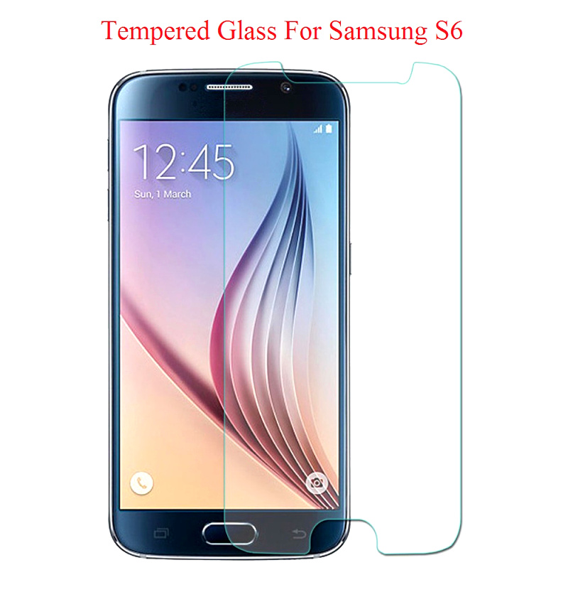 tempered glass for Samsung S6(1)