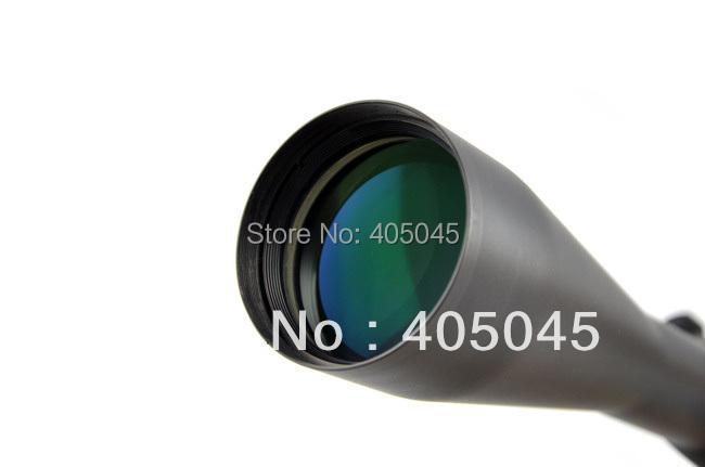Visionking 10 40x56 Side Focus 35 MM tube rifle scope Long Range 308 338 50 Cal