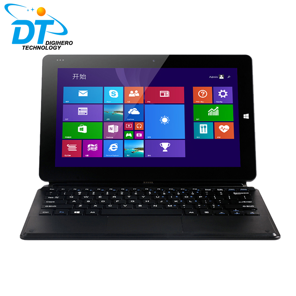 """Chuwi Vi10 Dual OS 2 in 1 PC Tablet Original Windows 8.1 Android 4.4 Dual boot 2GB 64GB 10.6"""" Z3736F PC Tablet Computer(China (Mainland))"""
