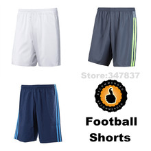 Wholesale Price Man's/Boy's/Adult High Quality Soccer Football Sport Running Shorts(China (Mainland))