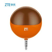 ZTE high performance basketball shaped portable mini speaker, ROHS CE FCC certified mini speaker USA 2015 hot selling kids gift(China (Mainland))