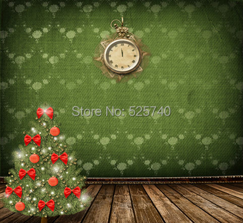Custom Made Wooden Floor Backgrounds For Newbron Baby Christmas Backgrounds For font b Photo b font