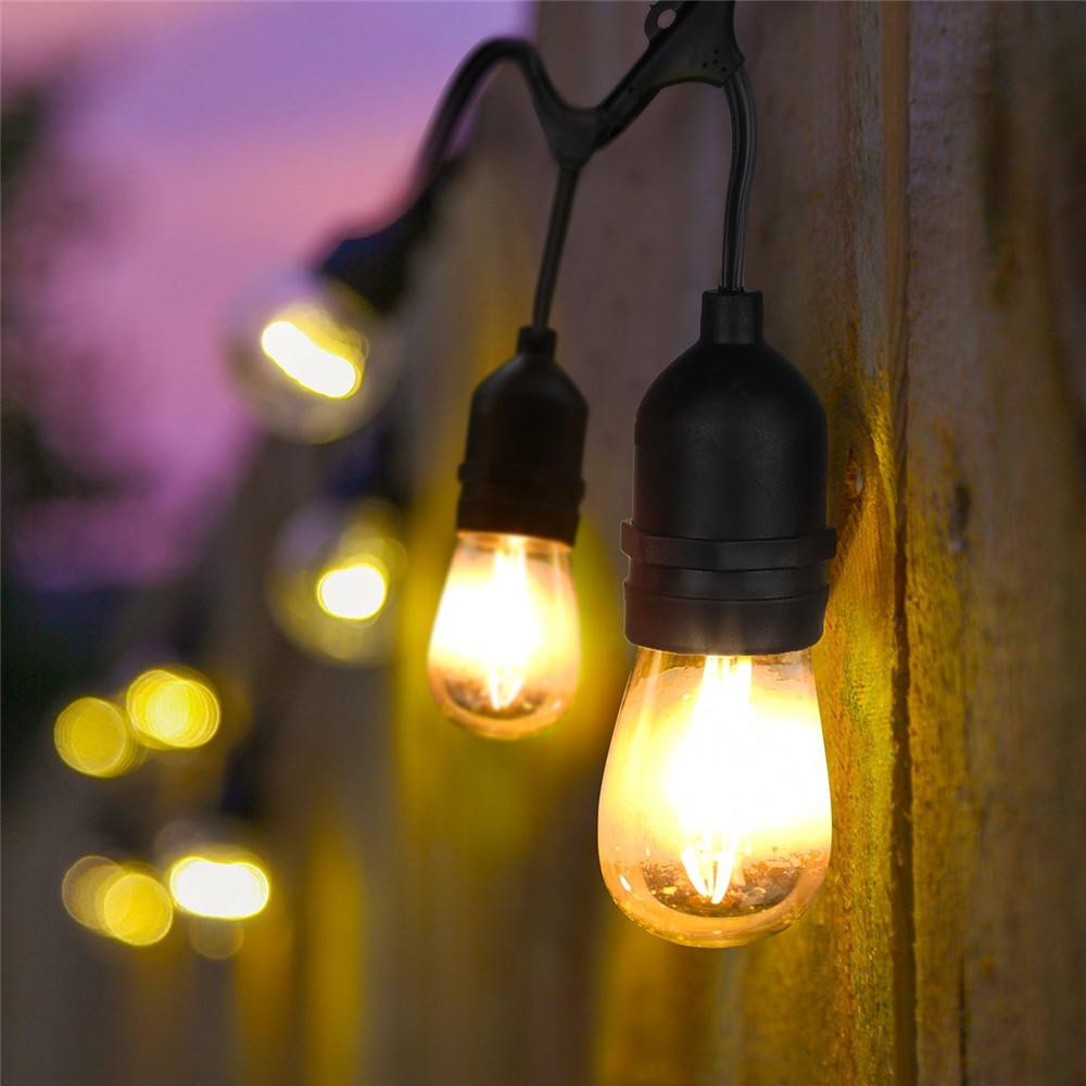 Outdoor String Lights In Bulk : Online Buy Wholesale outdoor string lights commercial from China outdoor string lights ...