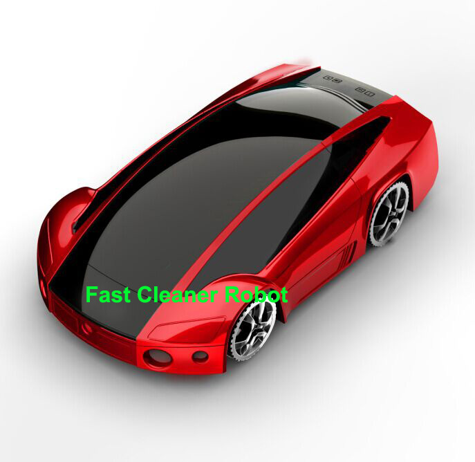 Free Shipping 2016 Newest Design Super Car Double Use For Auto Vacuum Cleaner With Handheld Portable Vacuum Cleaner(China (Mainland))