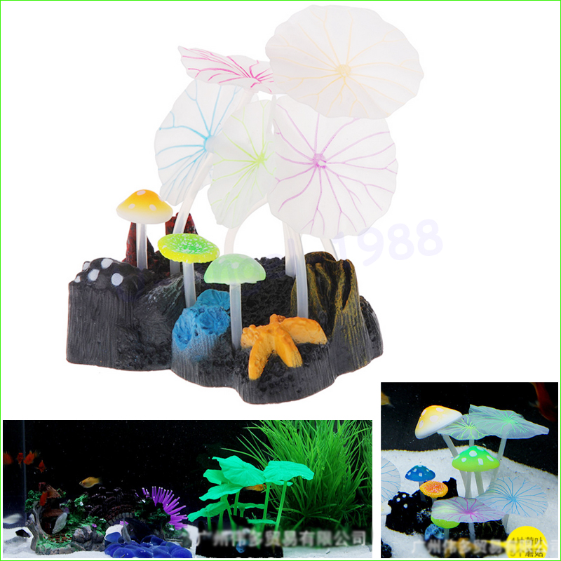 Wholesale 1pcs aquariums accessories artificial coral reef for Aquarium decoration accessories
