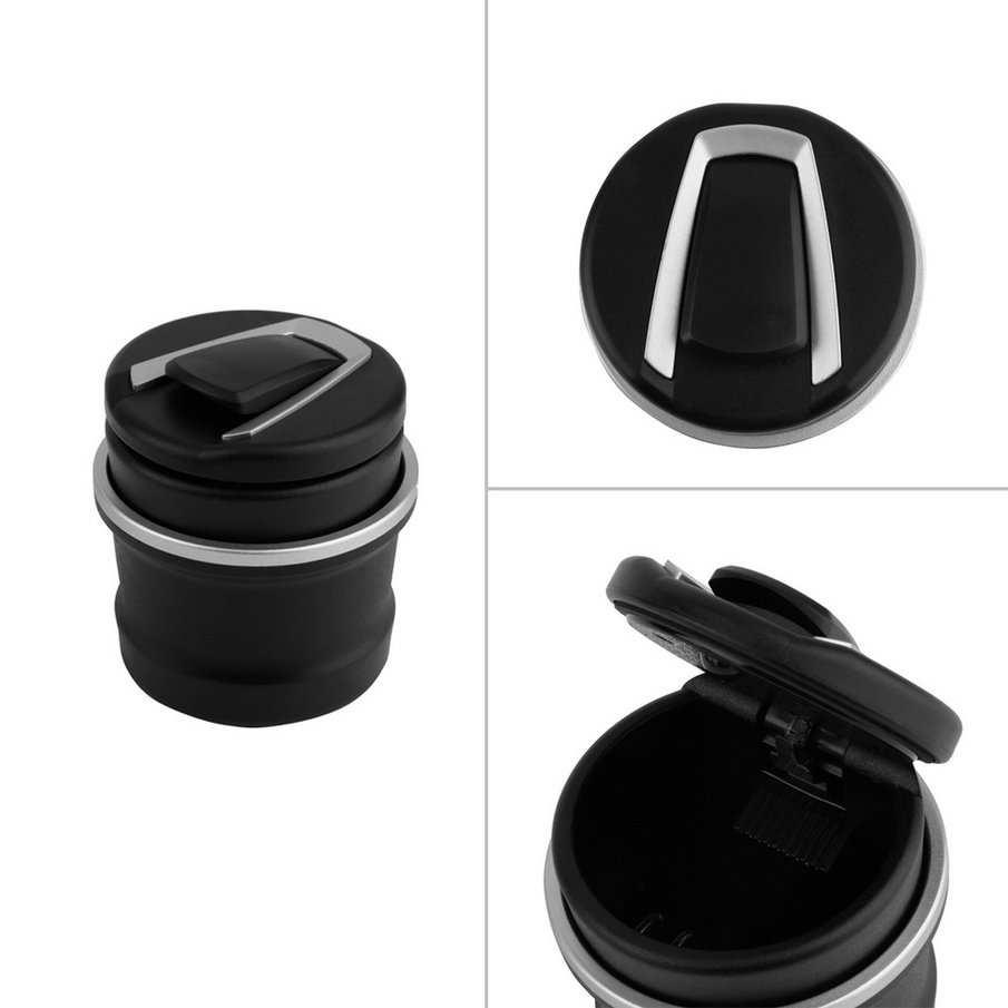 car Ash Tray Ashtray Storage Cup With LED for BMW 1 3 4 5 7 Series X1 X3 X5 X6 Wholesale(China (Mainland))