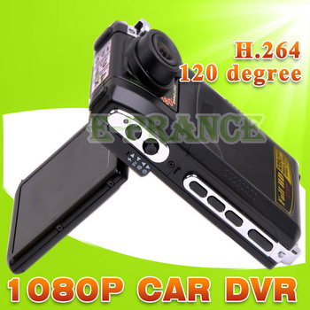 1080P F900LHD car dvr recorder 12 Mega Pixels with Wide Angle 120 Degree H.264 video format