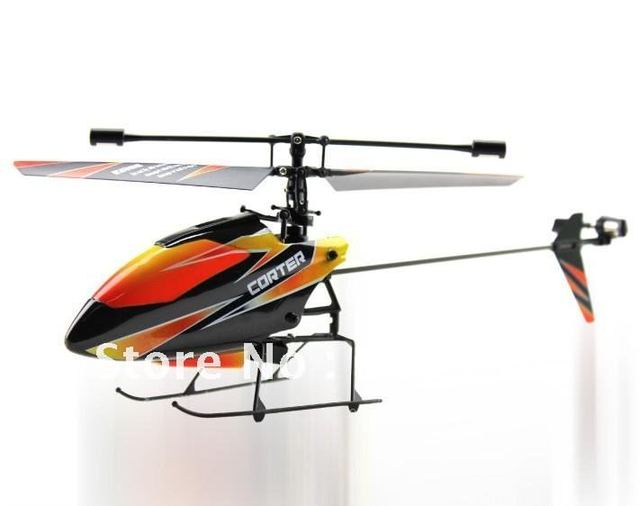 2013 Xmas Free Shipping 4CH 2.4Ghz v911 RC Helicopter Radio Control mini copter LCD Display with Gyro single propeller RTF