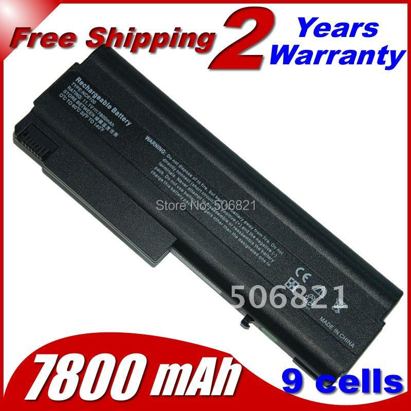 Laptop Battery For HP Business Notebook 6910p 6710s NC6100 NC6120 NC6200 NC6220 NC6400 NC6115 NC6300 NC6320 NC6140 6710B 6715B(China (Mainland))