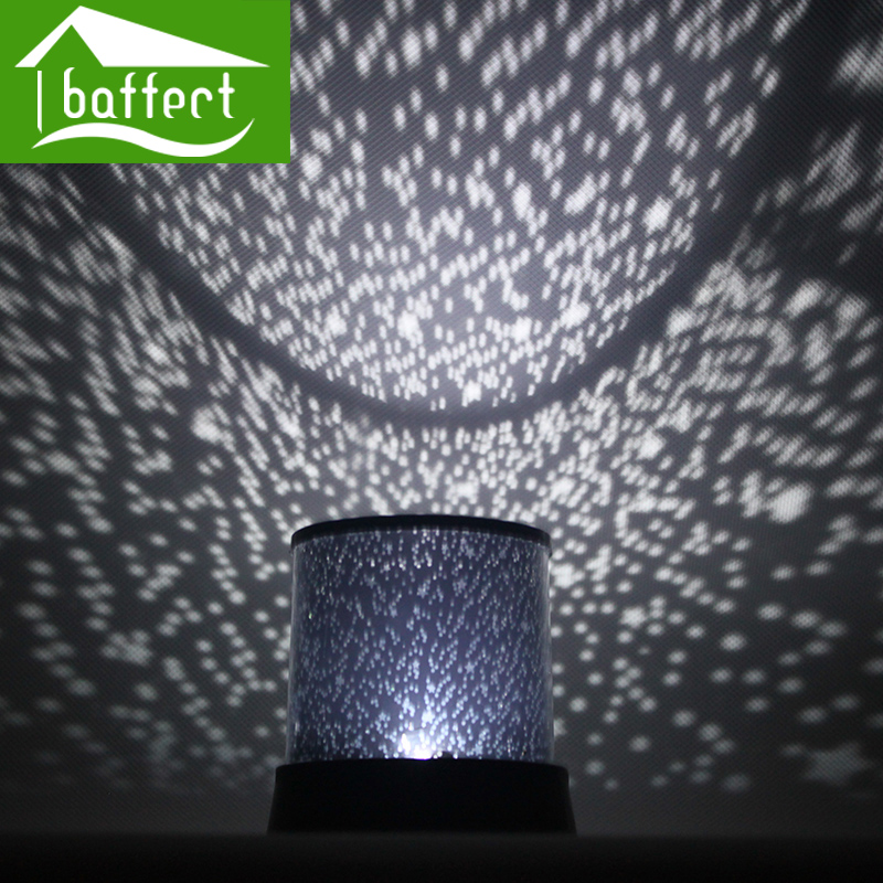 Amazing Flashing Colorful Sky Star Master Night Light Lovely Romantic Sky Star Projector Novelty Gifts Christmas Decoration(China (Mainland))