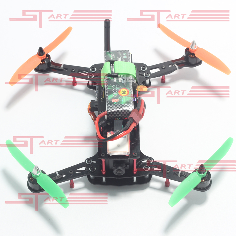 DIY Toys FPV GE260Z 260mm Carbon Fiber 4 Axis Foldable Frame Kit Dron RC Helicopter plane Quadcopter PK QAV250 Free shipping(China (Mainland))