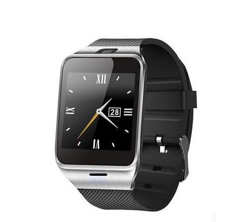 MP3 Player Sport Fitness Pedometer Camera Clock Wireless NFC Bluetooth Bracelet Touch Screen Mobile Cell Phone Wrist Smart Watch(China (Mainland))