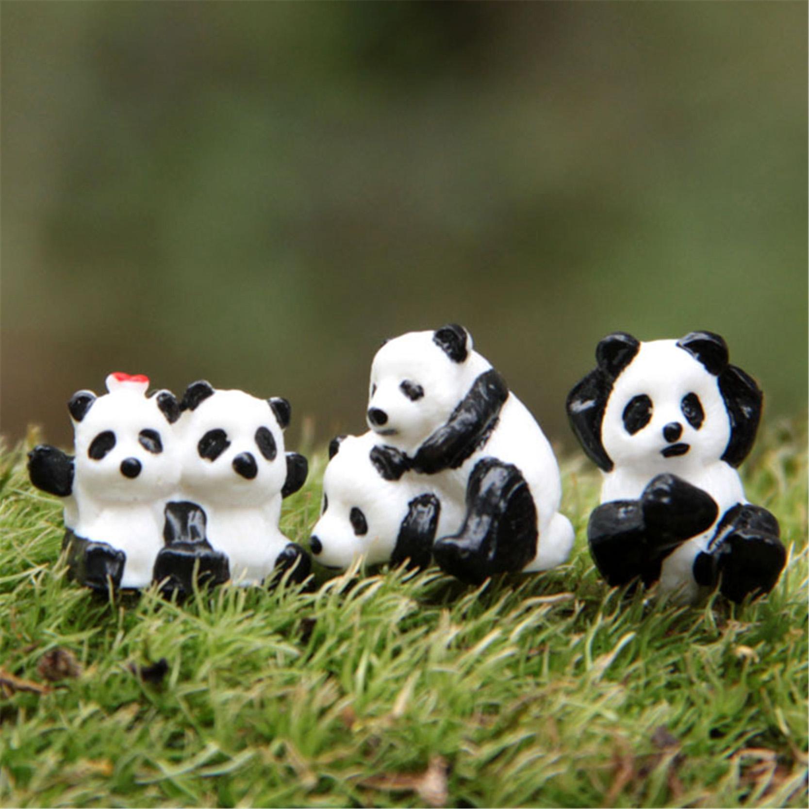 Online Buy Wholesale Panda Figurines From China Panda
