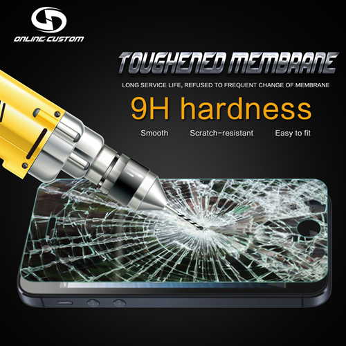 0.3mm 2.5D Tempered Glass Screen Protector Film Samsung I9070 Galaxy S Advance Toughened Protective - allmobilecase store