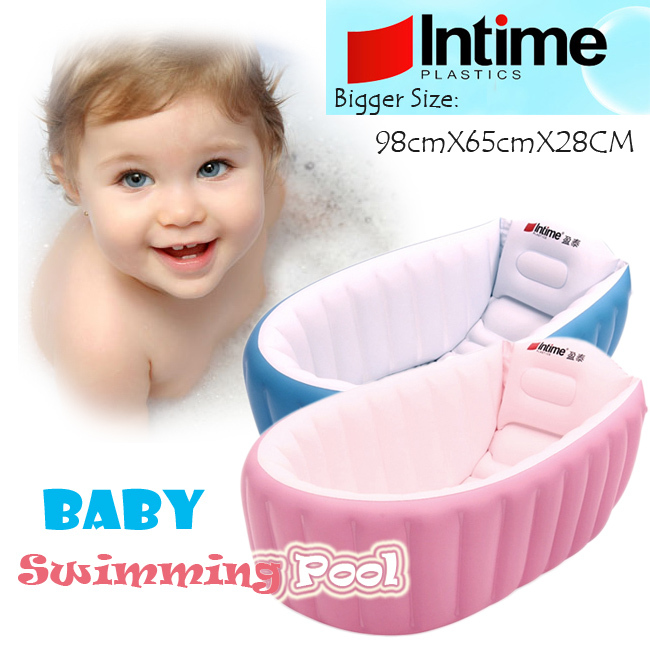 New retail Best Fathers day Gift Brand High Quality Safe PVC Cartoon baby swimming pool children bath pool new design(China (Mainland))