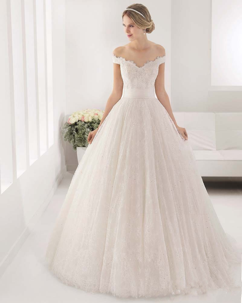 Aliexpress Buy 2015 Ball Gown Wedding Dresses Strapless Sleeveless Backless Low Button