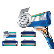 4pcs/lot Hight Quality Razor Blades,The Best for Men Shaving Face Care FS4(China (Mainland))