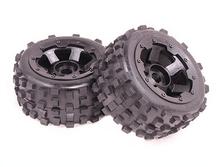 Buy baja 5B Knobby Wheel Set 1/5 HPI Baja 5B SS Parts Rovan KM for $53.00 in AliExpress store