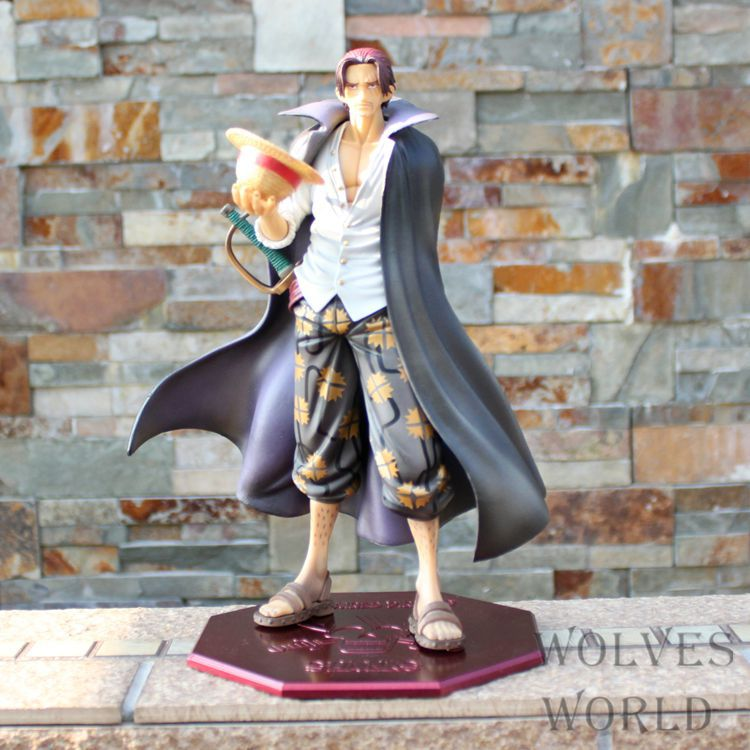 One Piece Akakami no shankusu POPDX Edition Action Figure Special Japanese Anime Figure pvc 25CM Model free shipping <br><br>Aliexpress