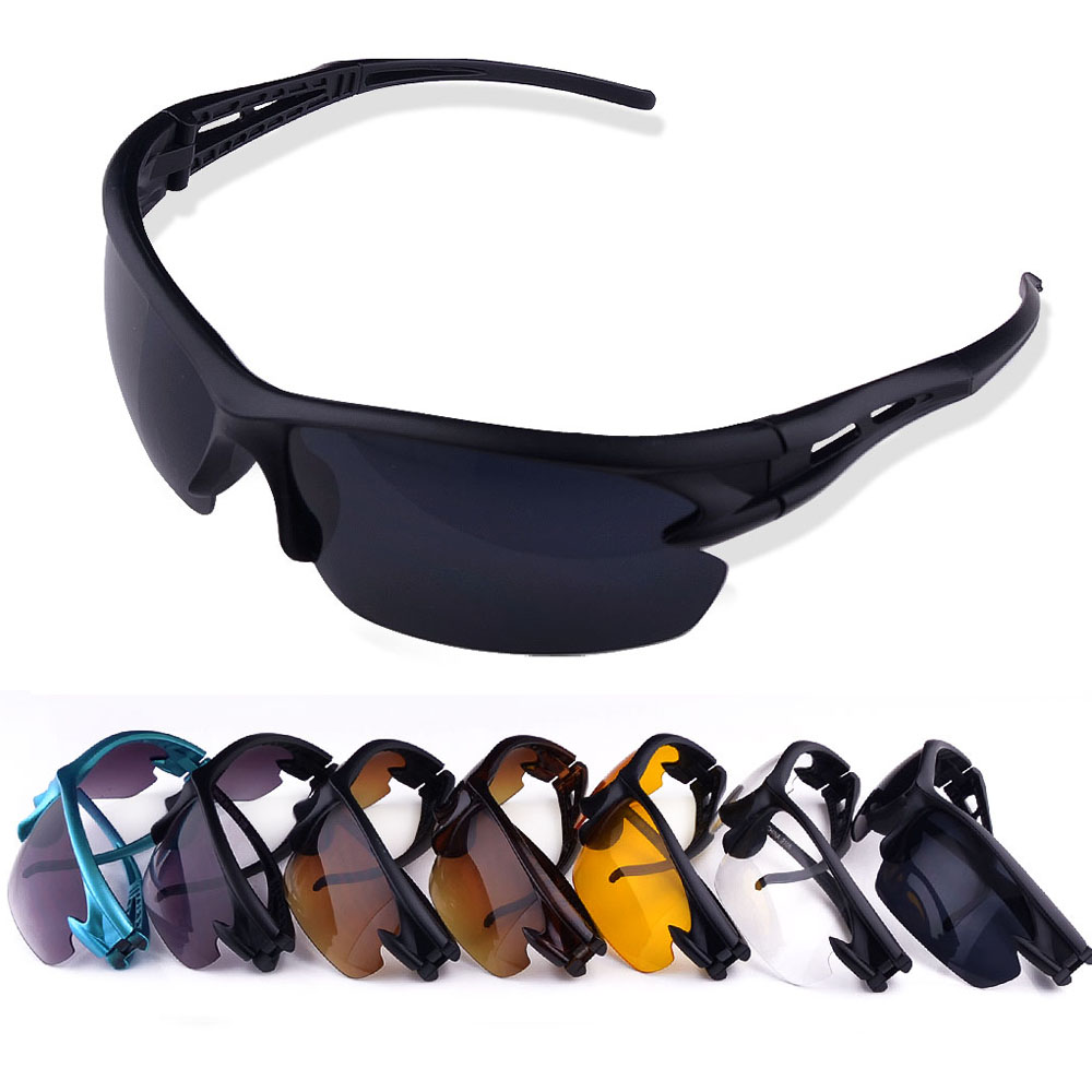 Men Women Cycling Glasses Summer Style Outdoor UV400 Mountain Bike Sport Glasses Eyewear Motorcycle Sunglasses Gafas Ciclismo(China (Mainland))