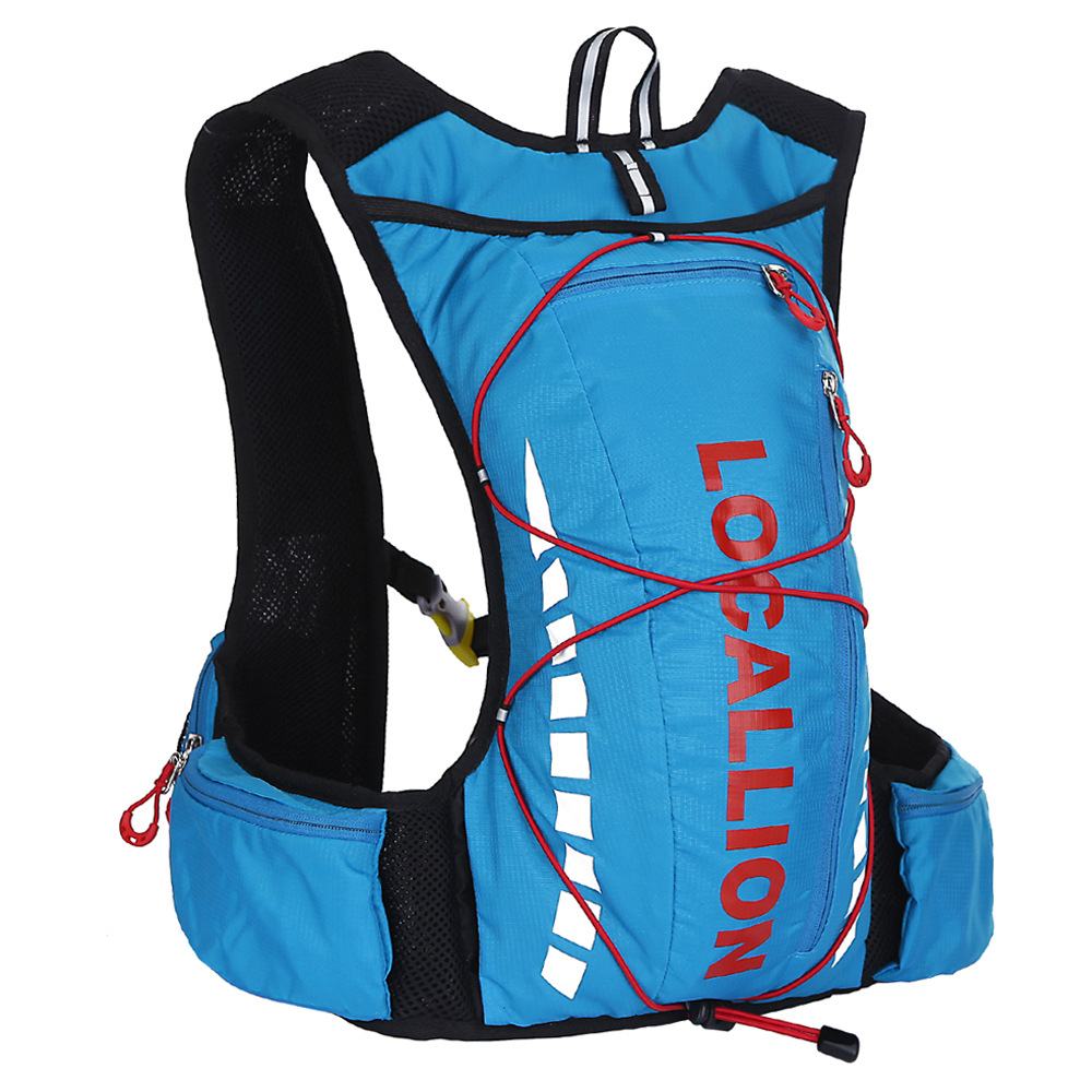 Outdoor Cycling Climbing Bag Back Mini Travel Backpack Running Bag Unisex Shoulder Bag Pack Sport Travel Backpack 8L(China (Mainland))