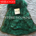 2016 New Women Winter Army Green Black Thick Parkas Plus Size Real Raccoon Canada dark Wolf