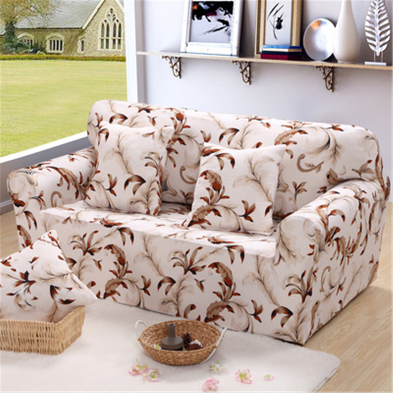 Jz european sofa cover polyester universal yxsg slipcover for 6 cushion sofa covers