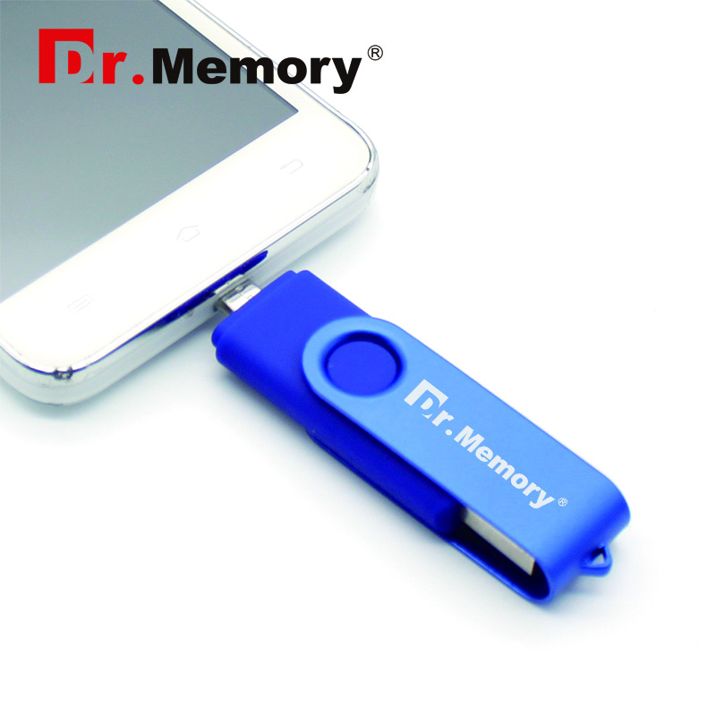 Dr.Memory hig speed 64GB 32GB real capacity 16GB 8GB 4G Pen Drive OTG USB Flash Drive for samsung sony USB 2.0 Flash Drive(China (Mainland))