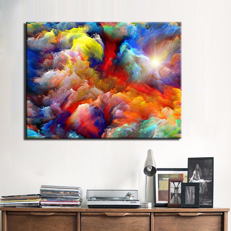 Cuadros abstractos para sala 5746 tweb - Cuadros para la pared ...