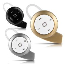 Mini V4.0 Wireles Stereo Headset Bluetooth Earphone Headphone Bluetooth Handfree for iPhone Samsung Free Shipping 2015 New Hot(China (Mainland))