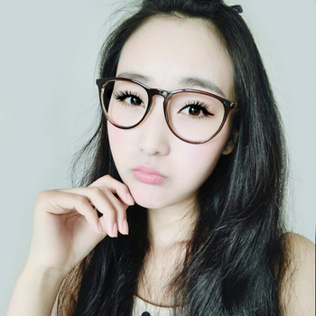 Professional Frame Glasses Women For Optical Eyewear Female Hight Quality Vintage Glasseswear Accessories""