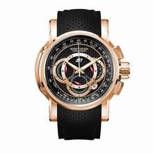 2019 récif tigre/RT Designer montres de Sport pour hommes montre à Quartz en or Rose avec chronographe et Date reloj hombre RGA3063(China)