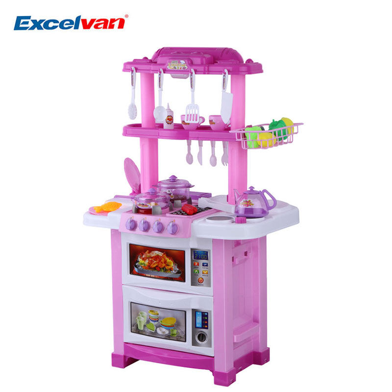 Electronic play kitchen promotion shop for promotional for Electronic kitchen set