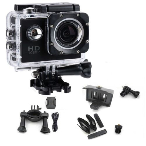 720P Sports Camera SJ4000 Go pro Hero Style Sports DV Go Waterproof 30M Pro Mini Camera Helmet Cam 1.5 Inch Screen