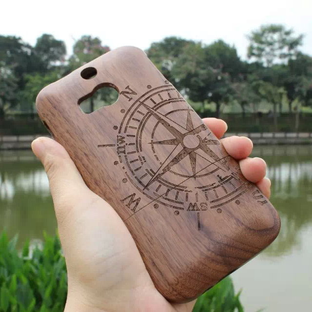 Personalized Phone Cover Wood Cases for HTC ONE M8(China (Mainland))