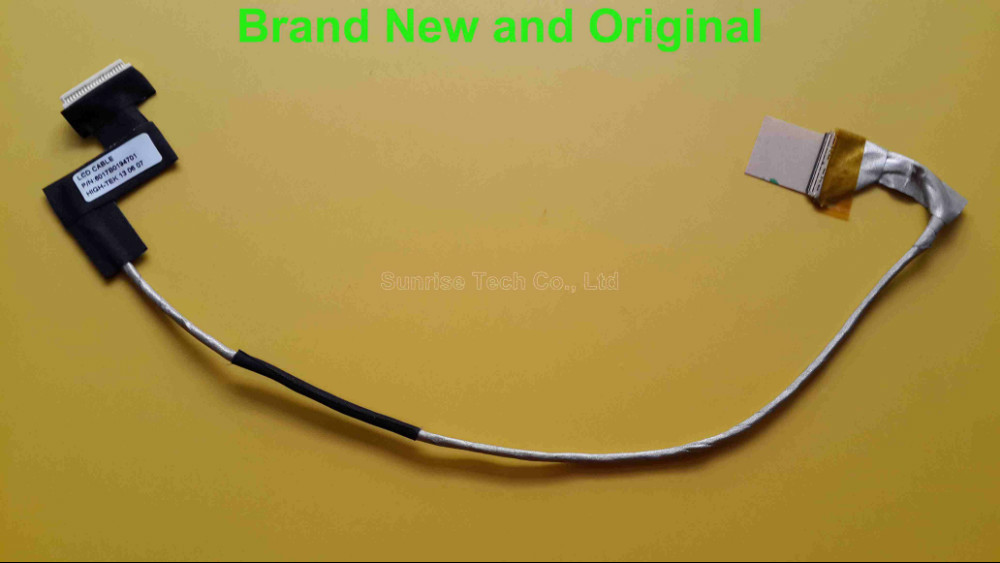 Brand New and original LVDS LED Cable for Toshiba Satellite L510 L515 L522 Cable L510 L515 L522 LCD LVDS cable 6017B0194701(China (Mainland))