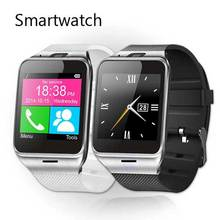 Aplus Gv18 Smartwatch Wrist Android Montre Connecter Watch NFC Bluetooth Waterproof Wearable Devices With SIM Card Intelligente