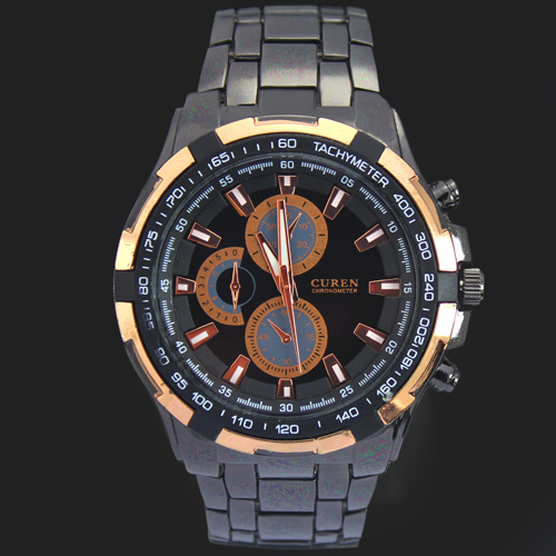 Горячая распродажа золотой каймой валютам бренд мужские часы подросток спортивные военные наручные часы браслет часы nc03, Бесплатная доставка