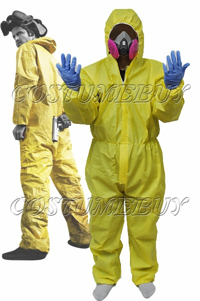 Breaking Bad White Hazmat Breaking Bad Hazmat Lab