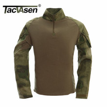 Buy TACVASEN New Autumn Winter Soldier T-shirts Army Combat Tactical T Shirt Military Men Long Sleeve T-Shirts Clothes WHFE-022 for $20.05 in AliExpress store