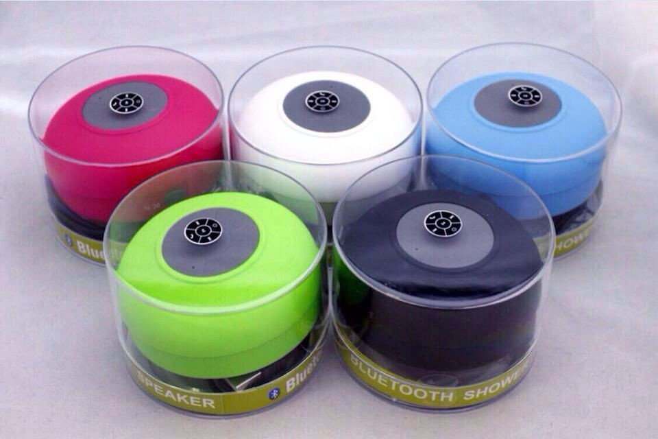 Mini wireless waterproof Portable Bluetooth Speaker TF Card FM Radio Answer Phone - B&Y Digital Technology Co.,Ltd store