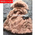 HOT 2016 New Women Warm Winter Pink Blue Gray Jacket Coats Thick Parkas Plus Size Real