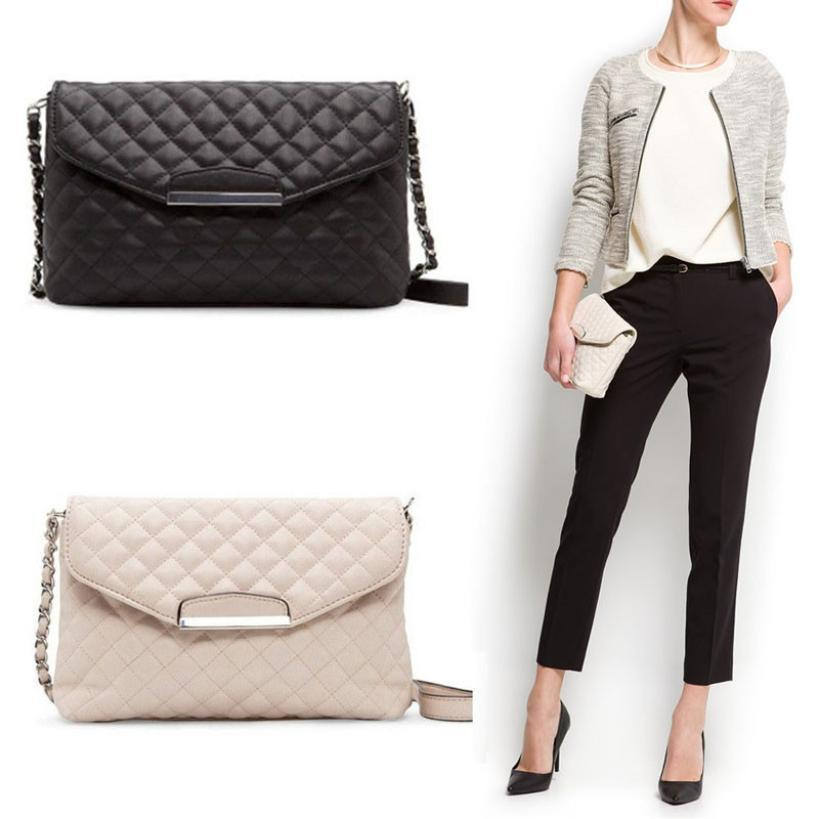 2015 New Desigh Women Crossbody Shoulder Bag Fashion Leather Handbag Clutch Bag Ladies Tote Purse Hobo Messenger Bags Bolsos(China (Mainland))